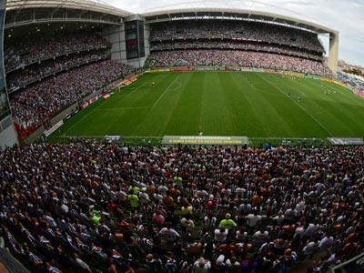 Бразильские футболисты устраивают акции протеста