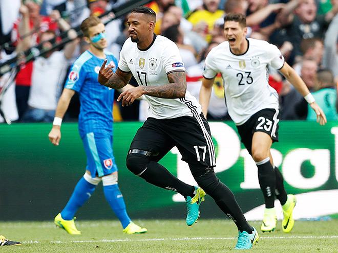 Евро-2016. Германия — Словакия – 3:0