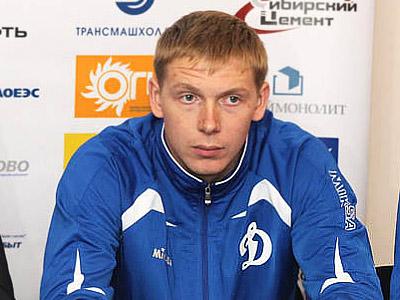 Гранкин: ближайшая цель – победа в Кубке России