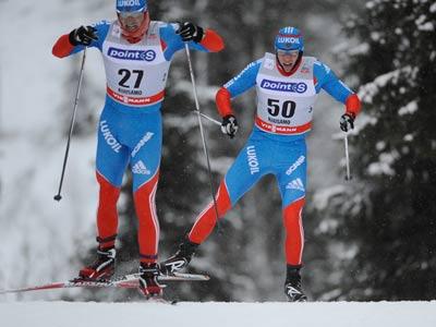 Россияне ударно закончили этап КМ в Куусамо