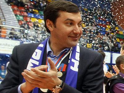 Президент ВФВ Станислав Шевченко – о мужском ЧР и Лондоне-2012