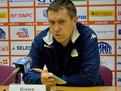 Евгений Куваев