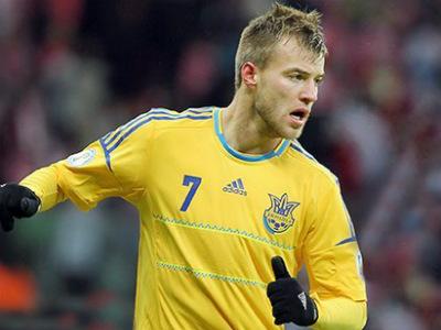 Полузащитник Ярмоленко об игре с Англией