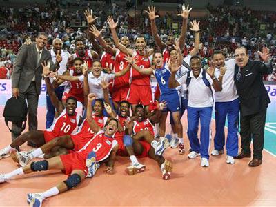 История Кубинского волейбола. Начало