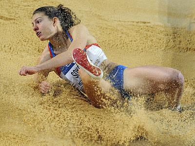 Лондон-2012. Лёгкая атлетика. Соколова