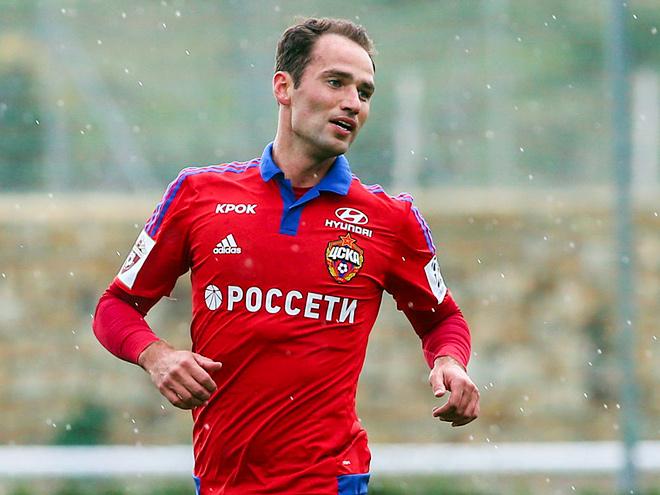 Роман Широков, ЦСКА