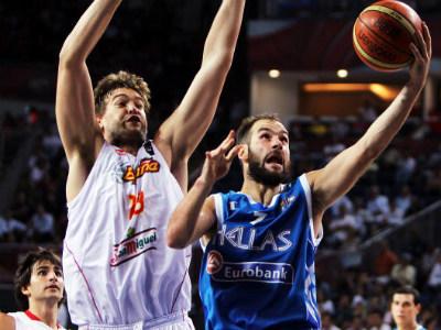 7 особенностей сборной Греции по баскетболу