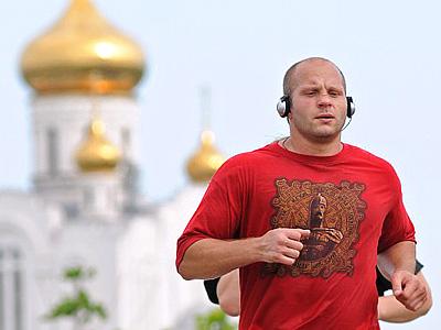 Харитонов: Фёдору нужно вернуться в свои 24 года