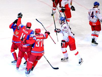 Успех России и позор Германии, а также сухие победы словаков и США