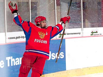 Наши в CHL: Наиль Якупов