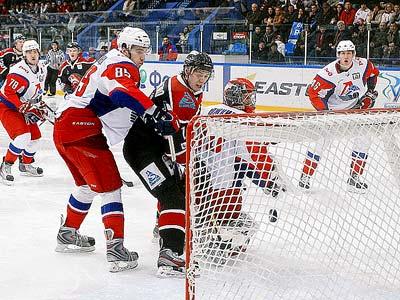 В субботу в чемпионате ВХЛ игрались семь матчей