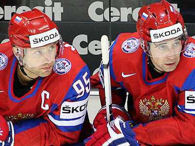 Данис Зарипов и Алексей Морозов