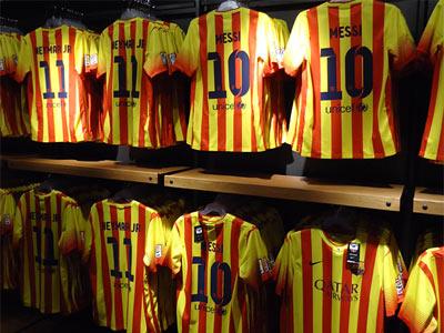 Барселона – идеальный город футбольного туризма