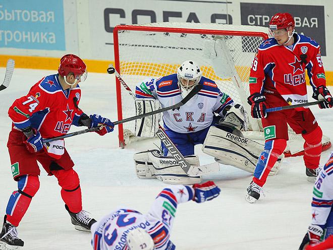 Гимаев, Кознев, Плющев, Кожевников – о ЦСКА - СКА