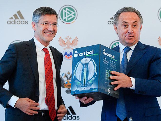 Минспорт, РФС и DFB начали сотрудничество