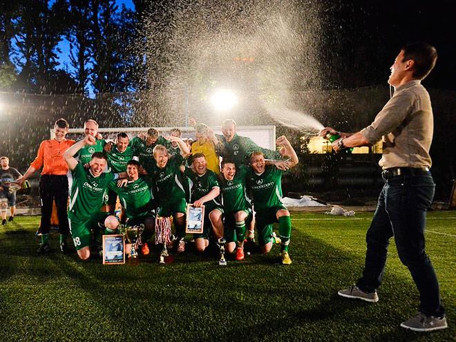 Играй в футбол вместе с «Чемпионатом»