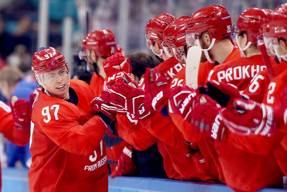 Никита Гусев и российская команда