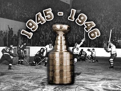 Кубок Стэнли. Часть 54. 1945-1946
