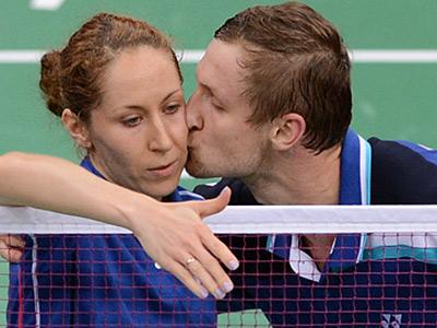 Александр Николаенко и Валерия Сорокина