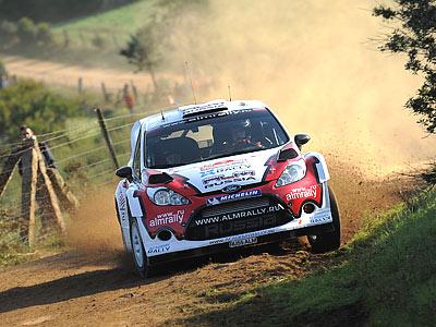Новиков — второй после пятницы на Ралли Италии WRC