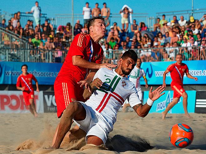 Суперфинал. Россия – Португалия. Трансляция матча