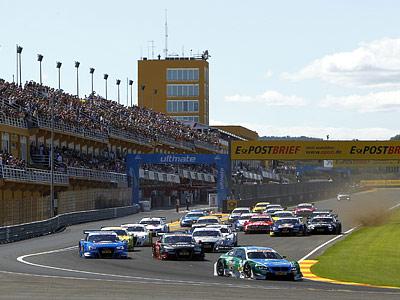 Обзор предпоследнего этапа DTM-2012 в Валенсии