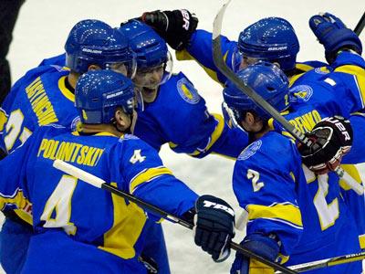 Украина выиграла турнир в Киеве