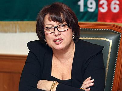 Смородская: на трансферы потратим $ 30 млн