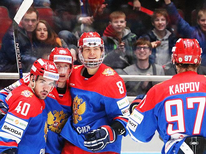 Россия – Норвегия – 4:1. 10 апреля 2016-го. Обзор матча, фото, видео