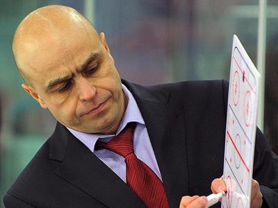 Главный тренер «Омских Ястребов» - о развитии омской команды