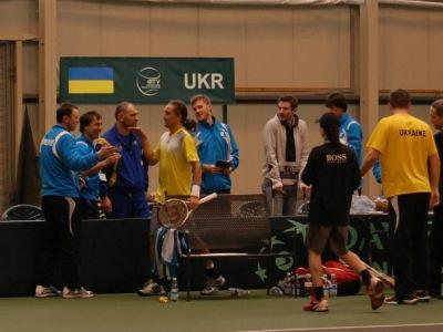 Украинские теннисные итоги. Мужская сборная