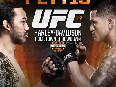Обзор главных поединков UFC 164