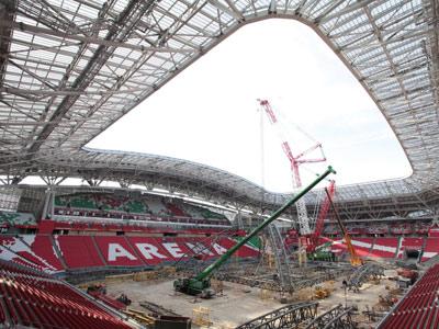 Казань впервые примет матч национальной сборной