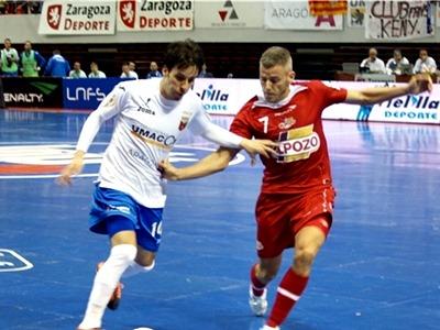 Обзор 6-го тура чемпионата Испании по мини-футболу