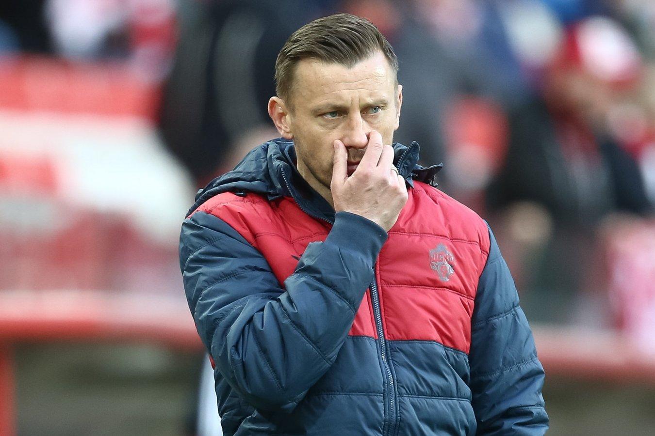 ЦСКА объявил об уходе Олича