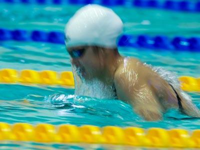 Новикова принесла вторую медаль