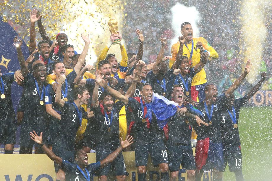 Этот финал — всем финалам финал! Кульминация чемпионата мира в России