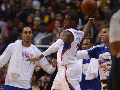 """Защита """"Клипперс"""" - третья по эффективности в НБА"""