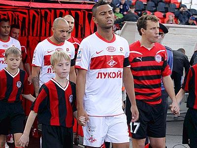 Никогда ранее в домашних матчах «Амкар» не выигрывал у «Спартака»