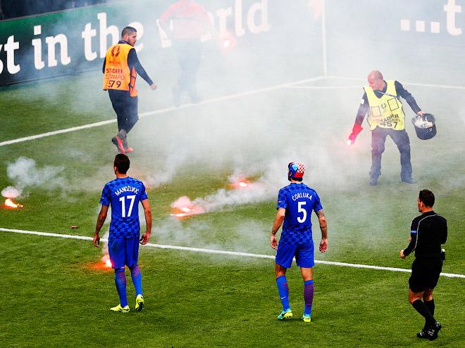Чехия – Хорватия – 2:2. 17 июня 2016 года. Голы, обзор матча, фото