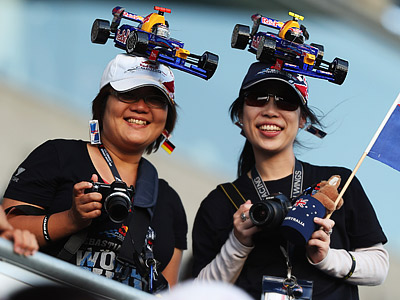 Превью Гран-при Японии Формулы-1 в Сузуке