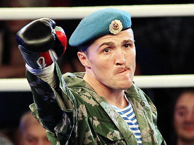 Подведение итогов 2014 года для российского бокса