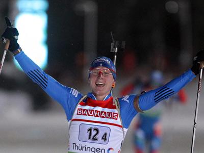 Хофер: за 100 метров до финиша Волков сдался
