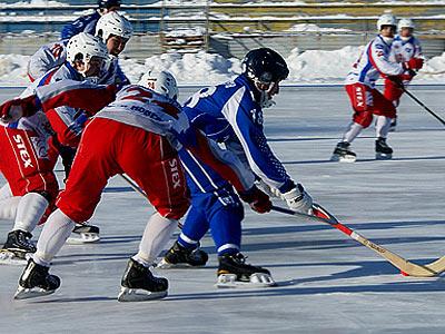 Хоккей с мячом. Итоги 10-го тура чемпионата России