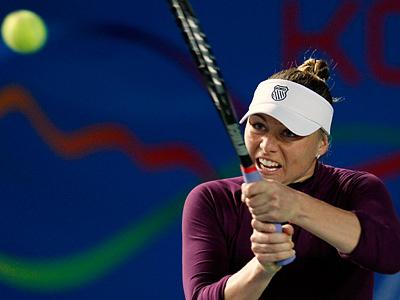 Первая российская теннисная победа-2011