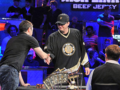 $ 50 000 Poker Players Championship в цифрах