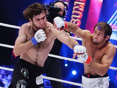 Марат Гафуров - о титуле чемпиона М-1