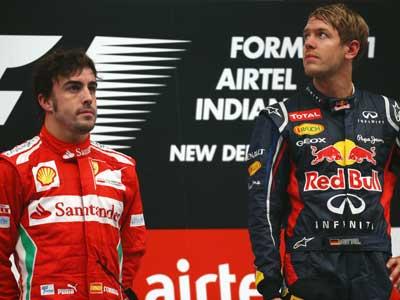Герои и неудачники Гран-при Индии Формулы-1