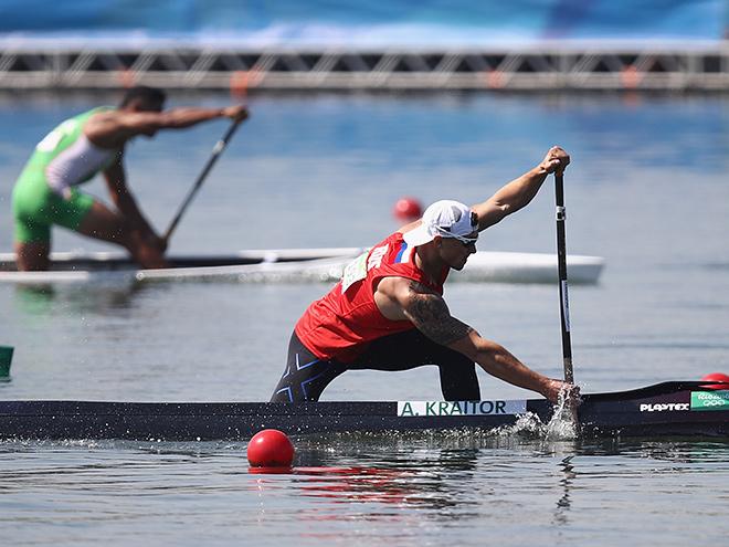 Олимпийские игры в пекине гребля на байдарках и каноэ