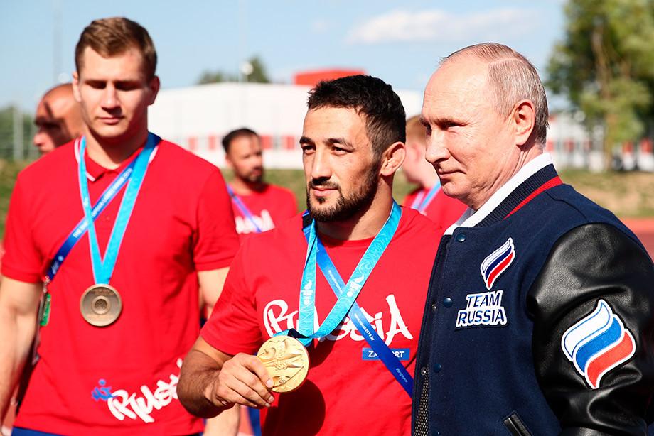 Европейские игры–2019, медальный зачёт, 30 июня